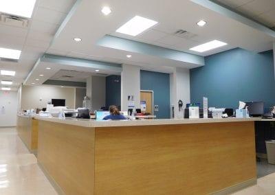 Medical office procedure contractor