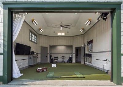 Ground up golf academy contractor