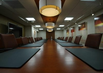 ARCHDIOCESE BOARD ROOM