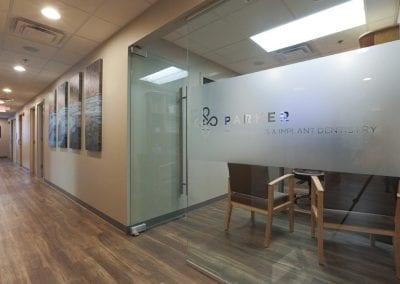 Periodontics dental office contractor