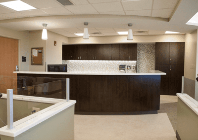 Build out tenant finish general contractor