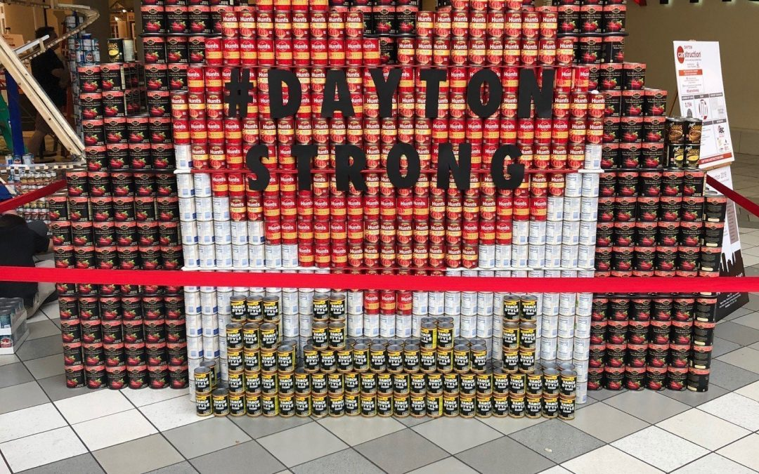CANstruction charity event!