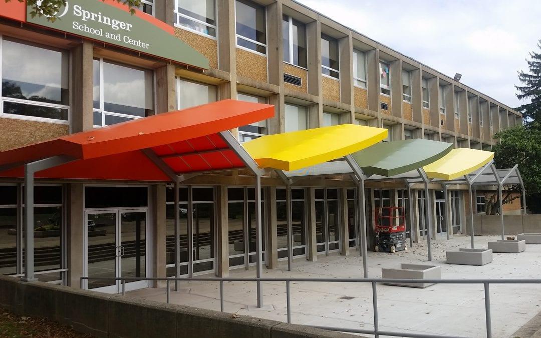 SPRINGER SCHOOL OVERHAUL
